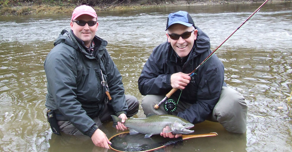 Guiding programs grand river outfitting fly shop for Grand river fishing