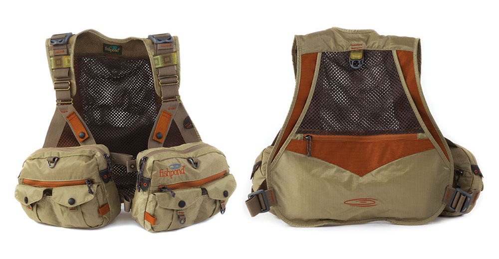 Product Review The Fishpond Vaquero Vests Grand River