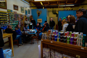 Saturday Fly Tying at Grand River Outfitting & Fly Shop