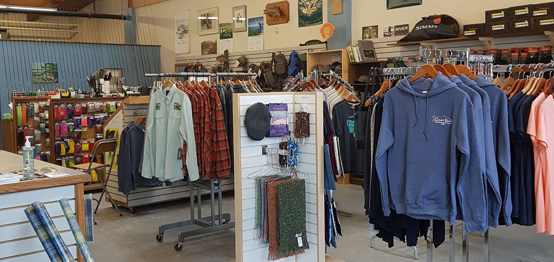 Grand River Fly Shop